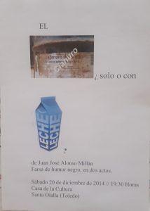 El cianuro solo o con leche